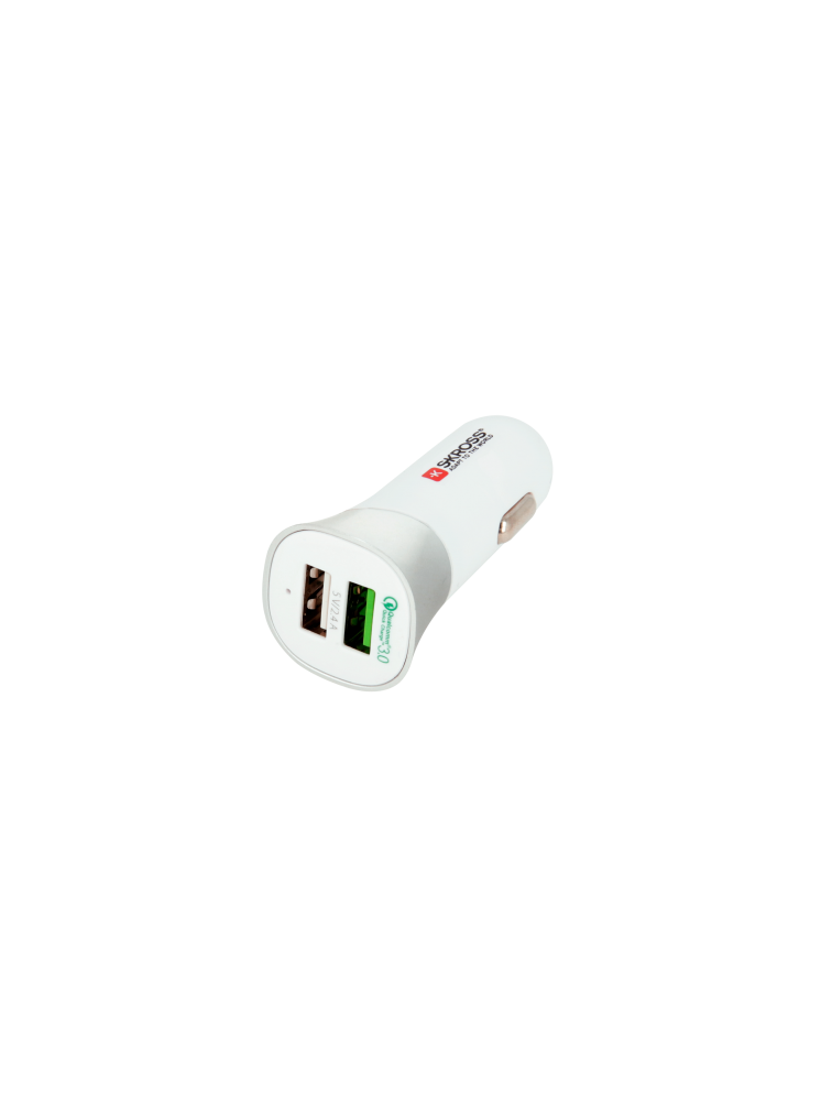 Auto-Ladegerät für den Zigarettenanzünder mit Quick Charge Funktion: USB Car Charger - Quick Charge 3.0