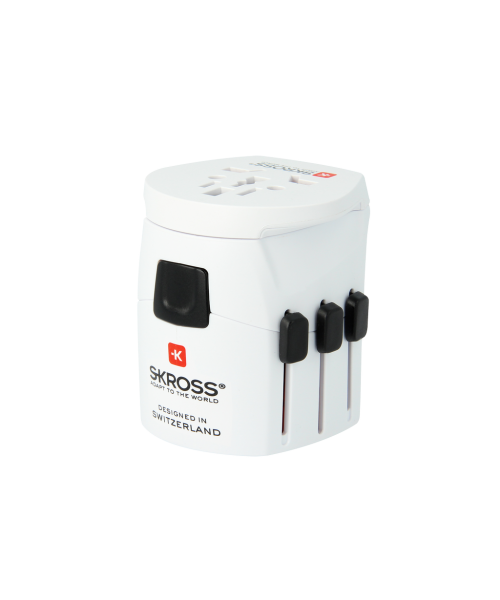 Weltreiseadapter PRO Light - World