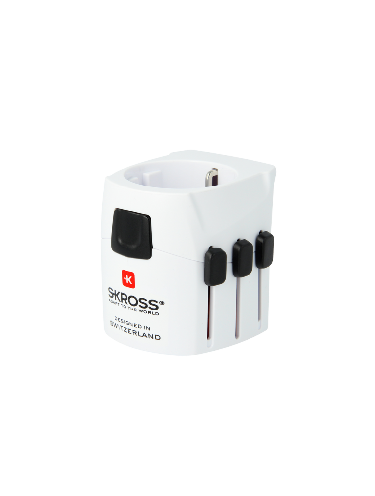 Weltreiseadapter PRO Light