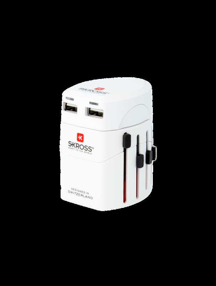 Weltreiseadapter EVO USB