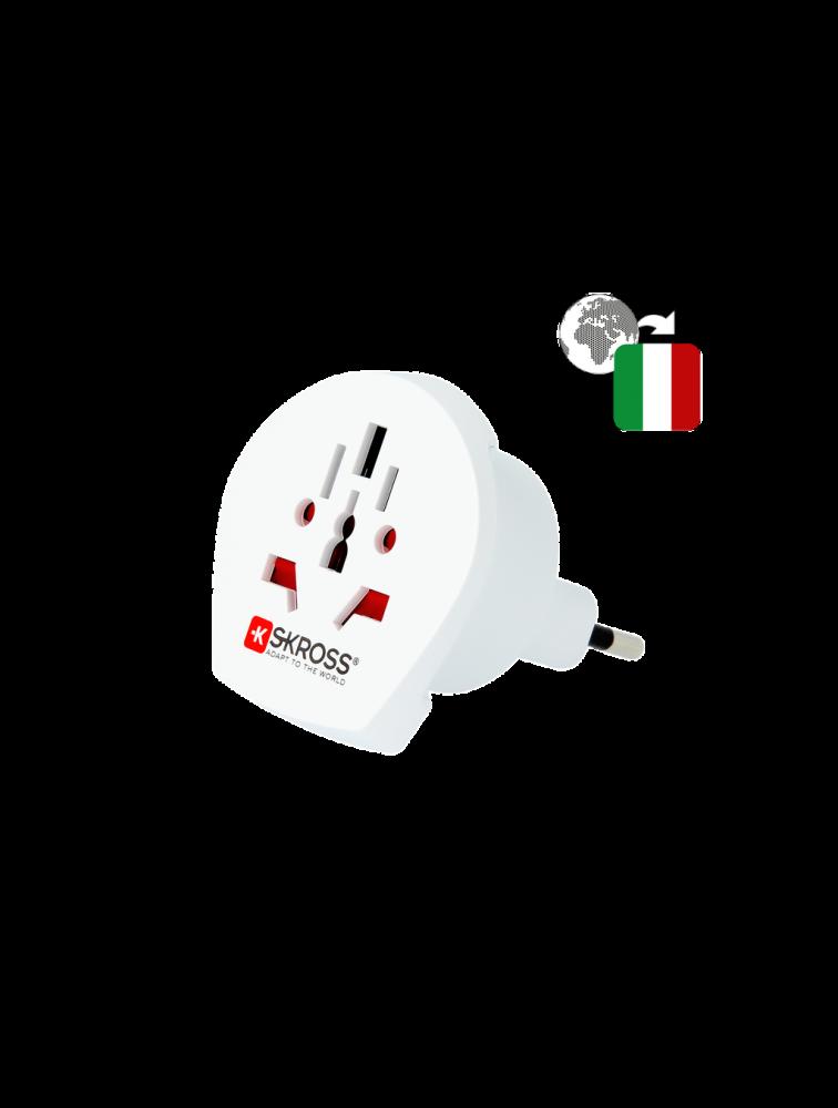 Länderreiseadapter World to Italy