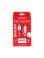 BUZZ - Alarm Kabel 2in1 Micro USB & Lightning Connector Verpackung