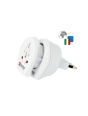 Länderreiseadapter Combo World to Italy