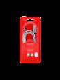 Charge'n Sync Micro USB - Steel Line, Kabel, Verpackung Vorderseite