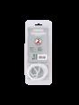 Verpackung Rückseite Auto-Ladegerät für den Zigarettenanzünder mit Micro USB Kabel: USB Car Charger & Micro USB