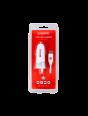 Verpackung Vorderseite Auto-Ladegerät für den Zigarettenanzünder mit USB Type-C Kabel: USB Car Charger & USB Type-C