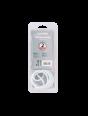 Verpackung Rückseite Auto-Ladegerät für den Zigarettenanzünder mit USB Type-C Kabel: USB Car Charger & USB Type-C